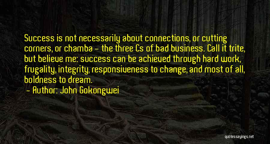 John Gokongwei Quotes 1211229