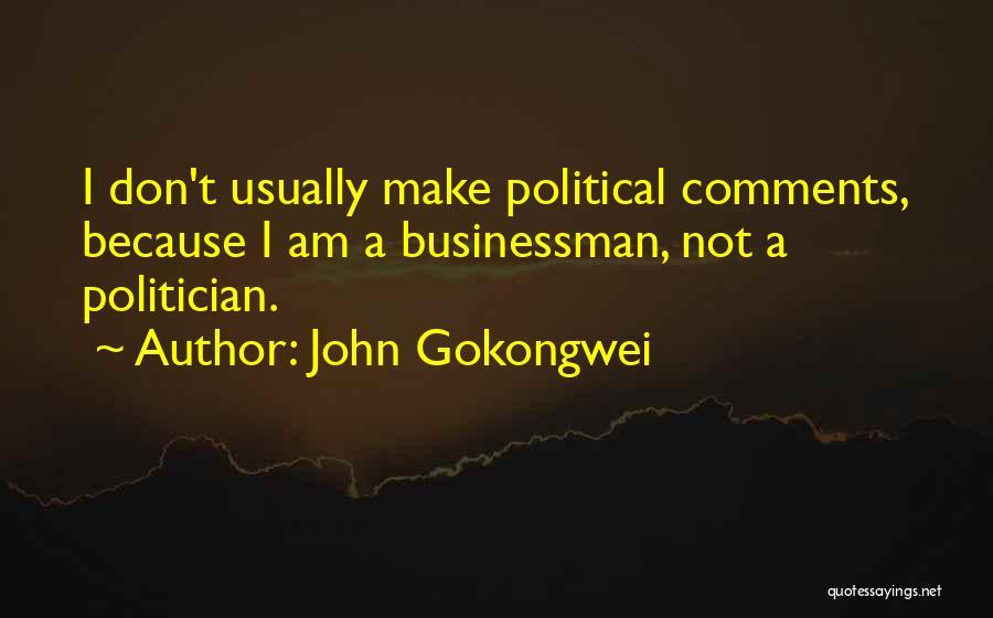 John Gokongwei Quotes 1227941
