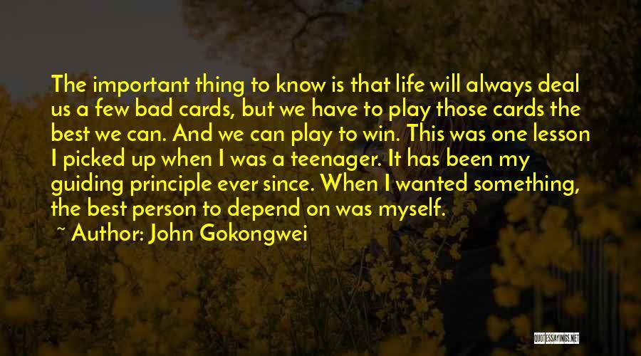 John Gokongwei Quotes 1692239