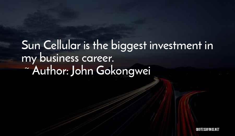 John Gokongwei Quotes 2195480