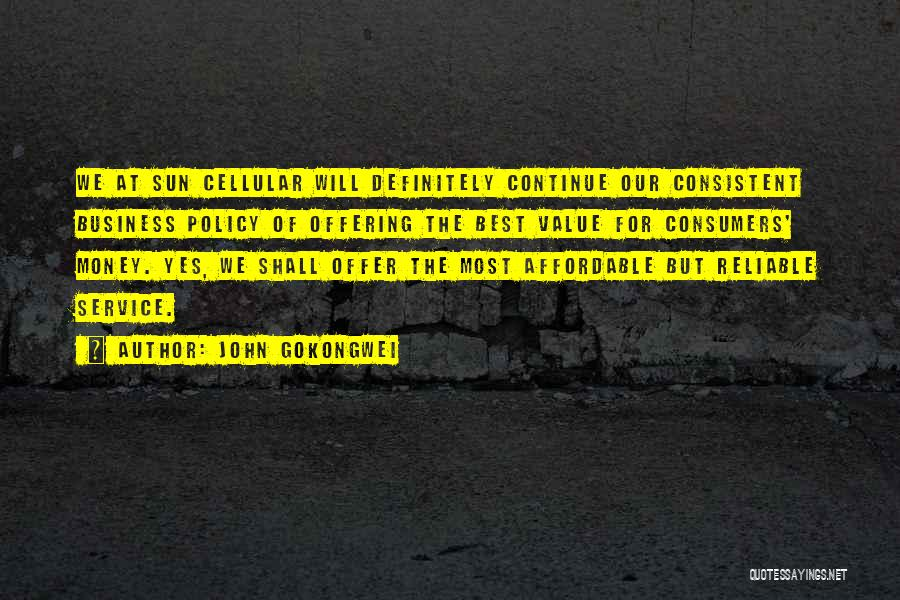 John Gokongwei Quotes 565365