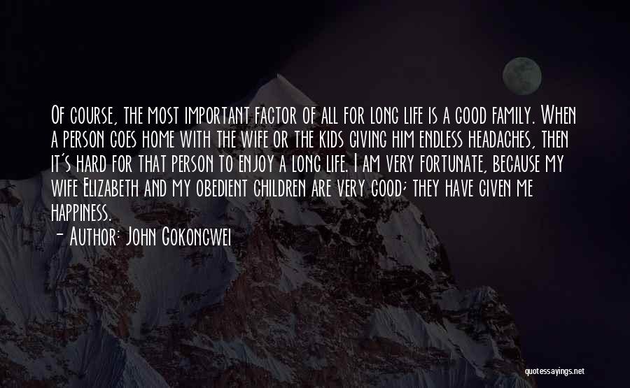 John Gokongwei Quotes 615878