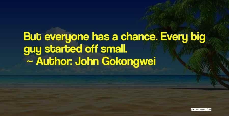 John Gokongwei Quotes 91325