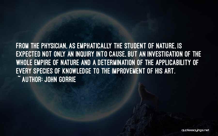 John Gorrie Quotes 773107