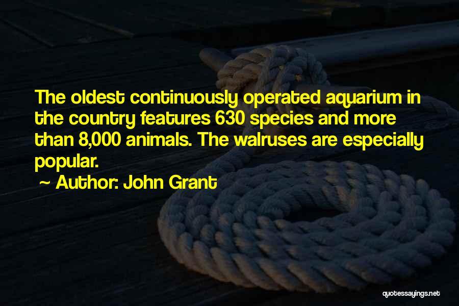John Grant Quotes 1870569