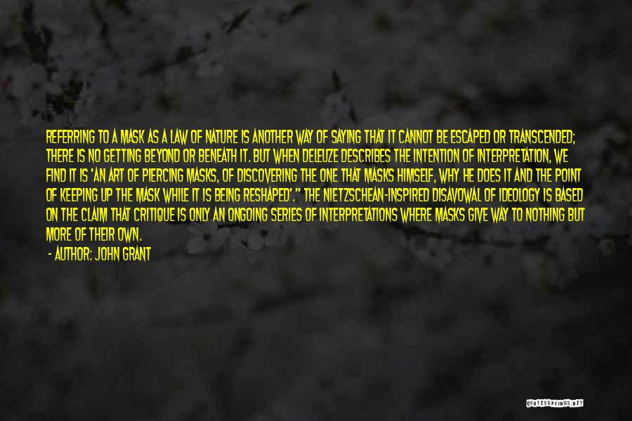 John Grant Quotes 2258135