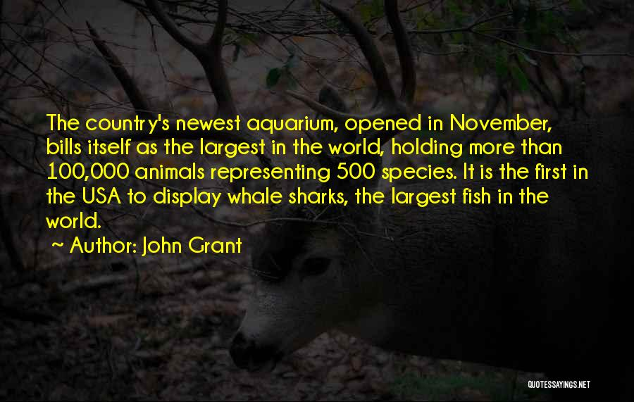 John Grant Quotes 271349
