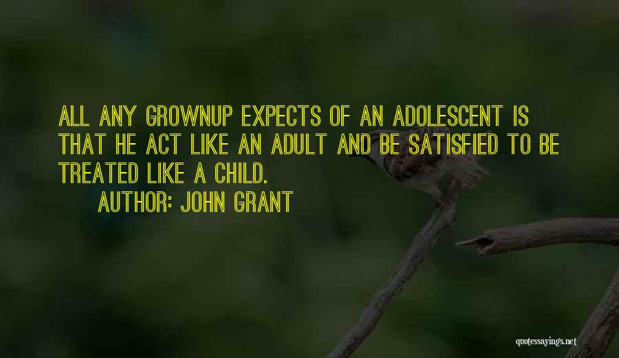 John Grant Quotes 617425