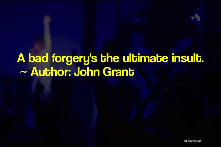 John Grant Quotes 732213