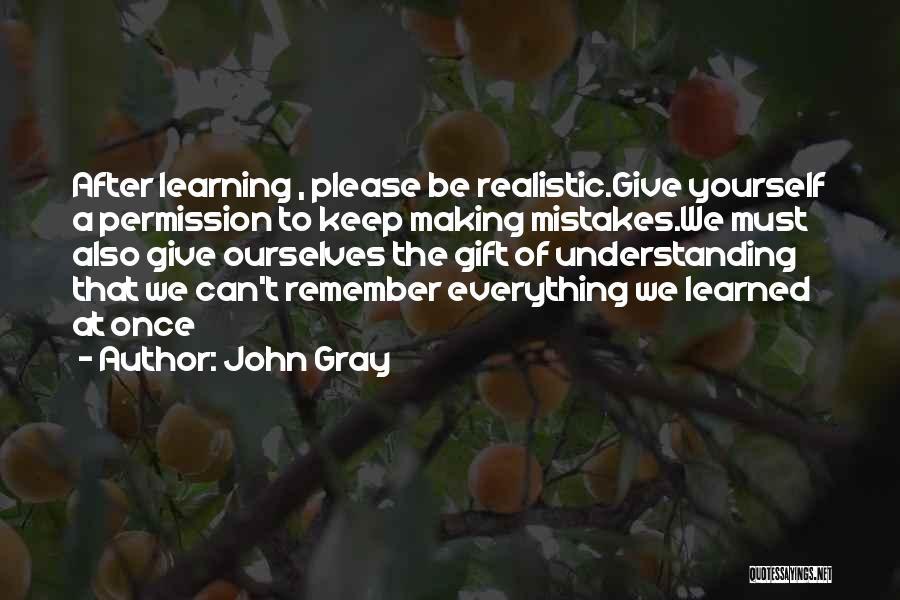 John Gray Quotes 1590648