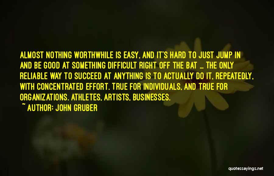 John Gruber Quotes 1517676