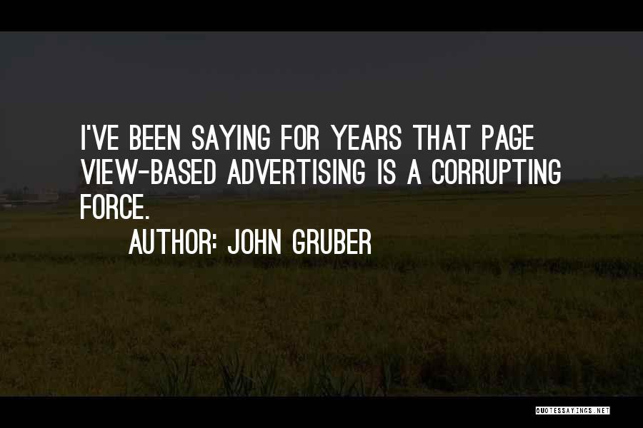 John Gruber Quotes 774967