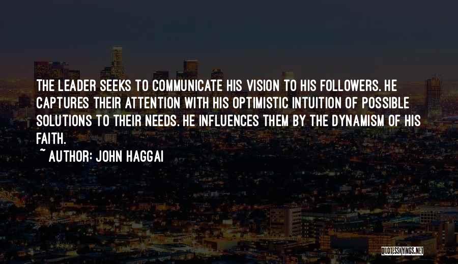 John Haggai Quotes 2124812