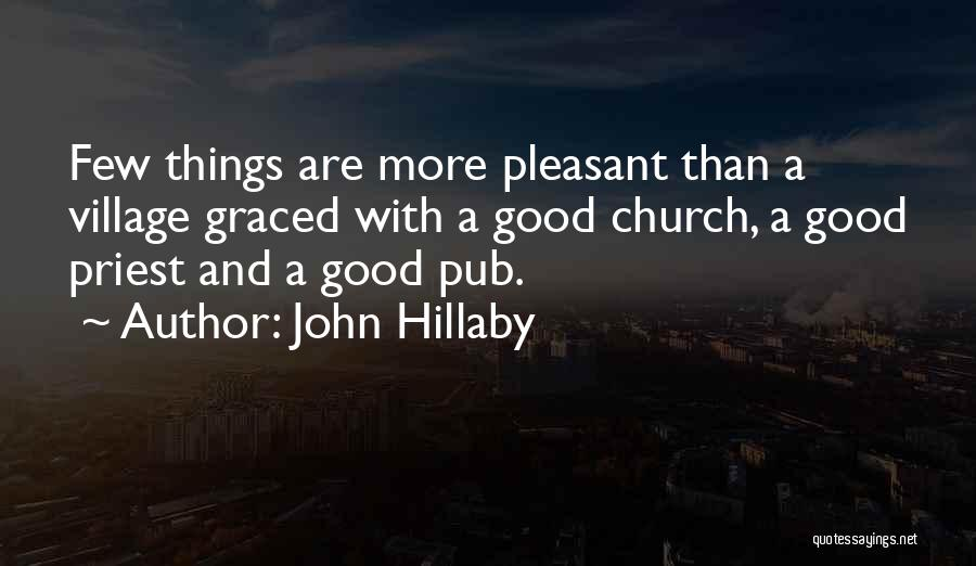 John Hillaby Quotes 1138190
