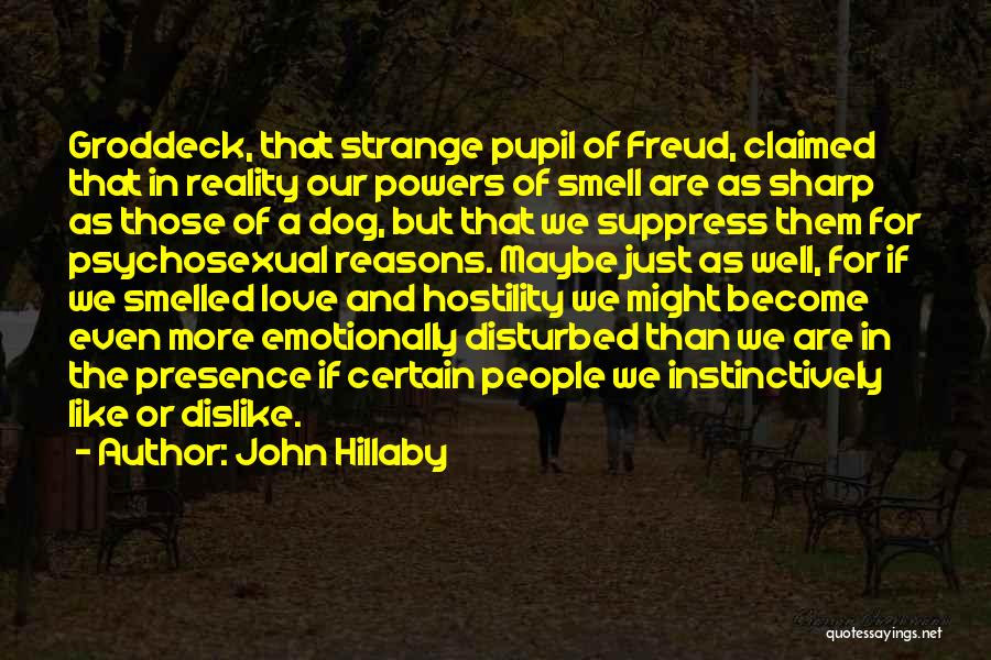 John Hillaby Quotes 589901