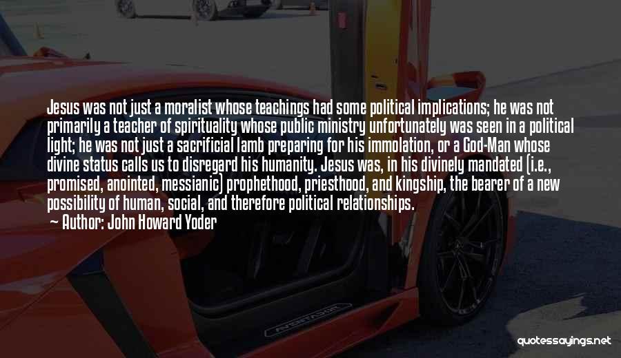 John Howard Yoder Quotes 1106579