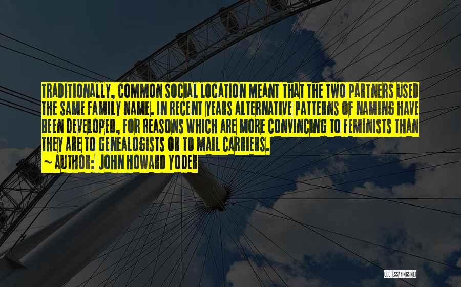 John Howard Yoder Quotes 1693846