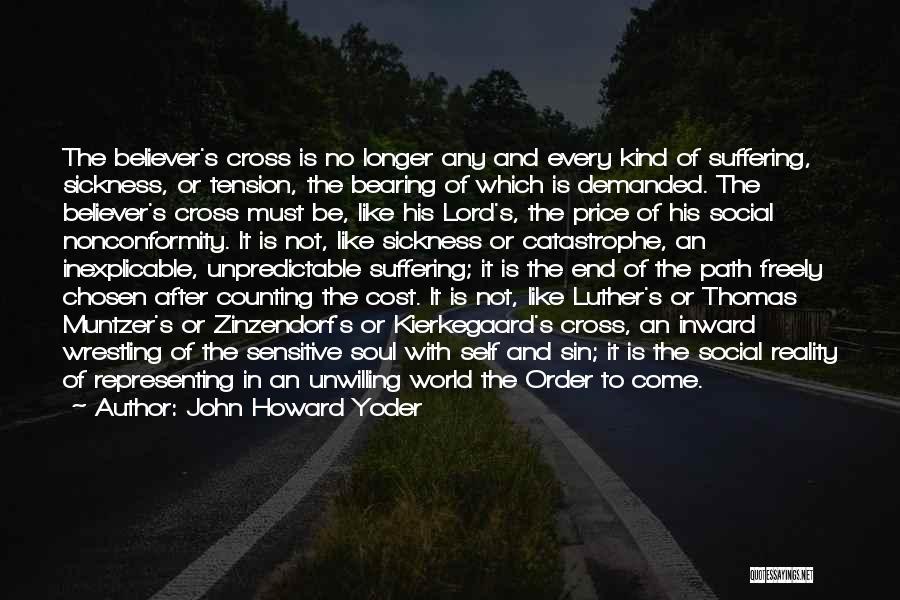 John Howard Yoder Quotes 387093