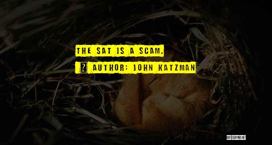 John Katzman Quotes 616650