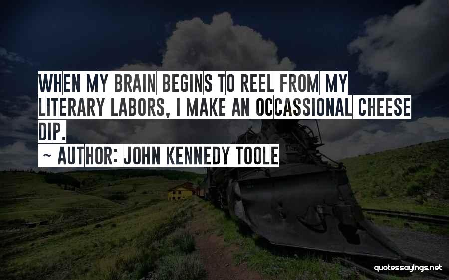 John Kennedy Toole Quotes 1152007