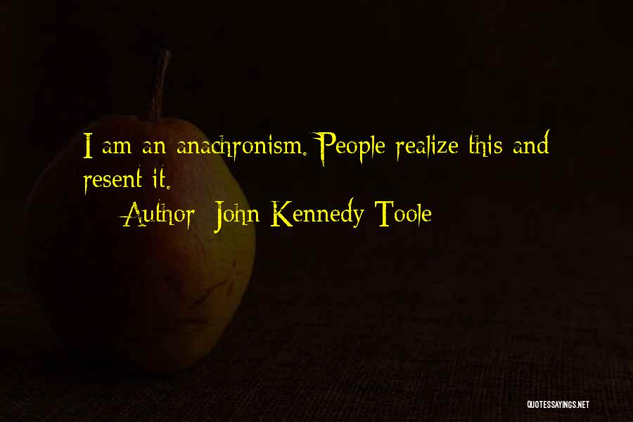 John Kennedy Toole Quotes 1401046