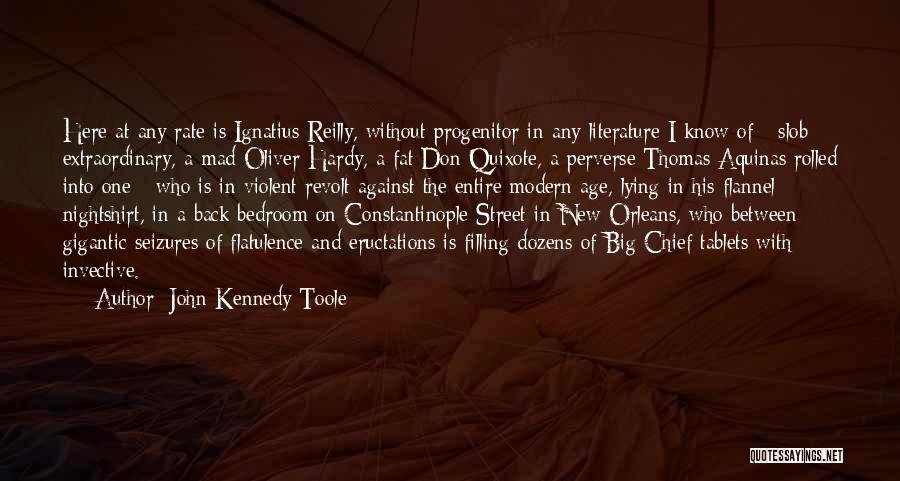 John Kennedy Toole Quotes 1768733