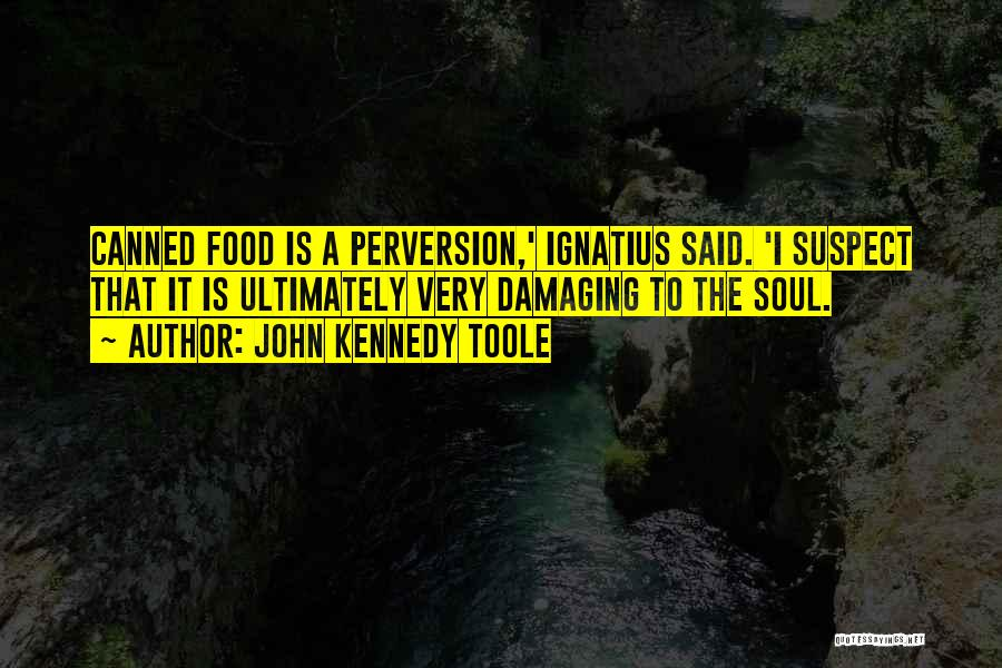 John Kennedy Toole Quotes 683916