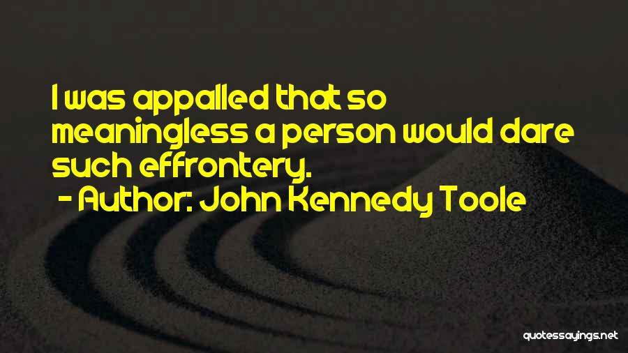 John Kennedy Toole Quotes 856752