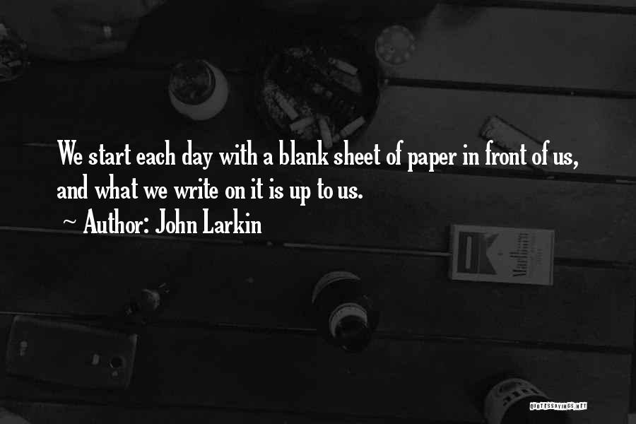 John Larkin Quotes 2209796