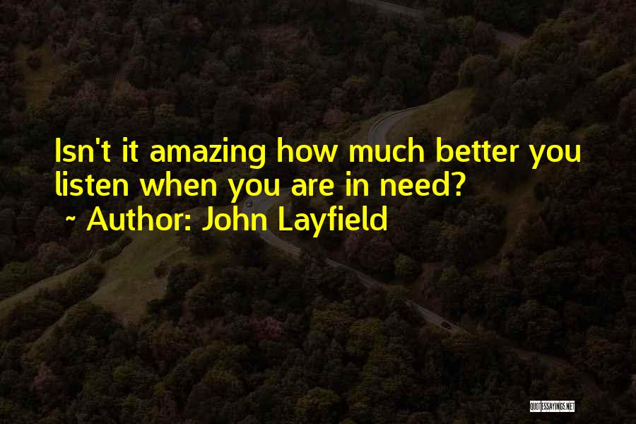 John Layfield Quotes 349213