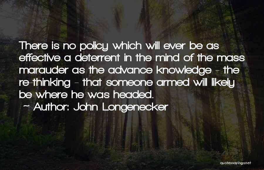 John Longenecker Quotes 1386340