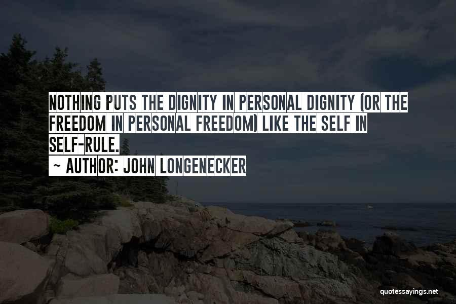 John Longenecker Quotes 396834