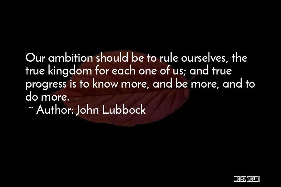 John Lubbock Quotes 1204690
