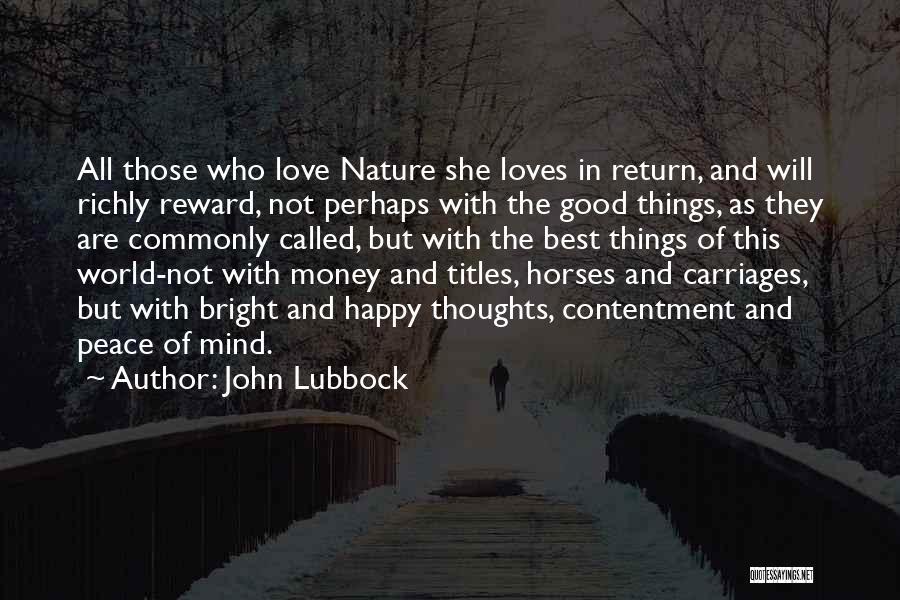John Lubbock Quotes 1675906