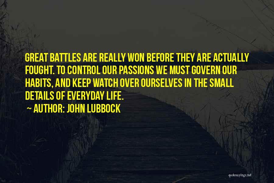 John Lubbock Quotes 1750147