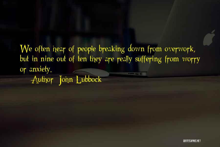 John Lubbock Quotes 2062661