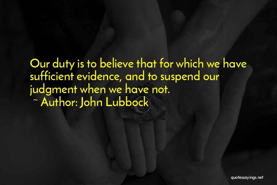 John Lubbock Quotes 2084971