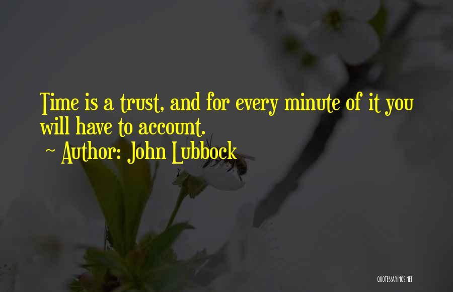 John Lubbock Quotes 221815