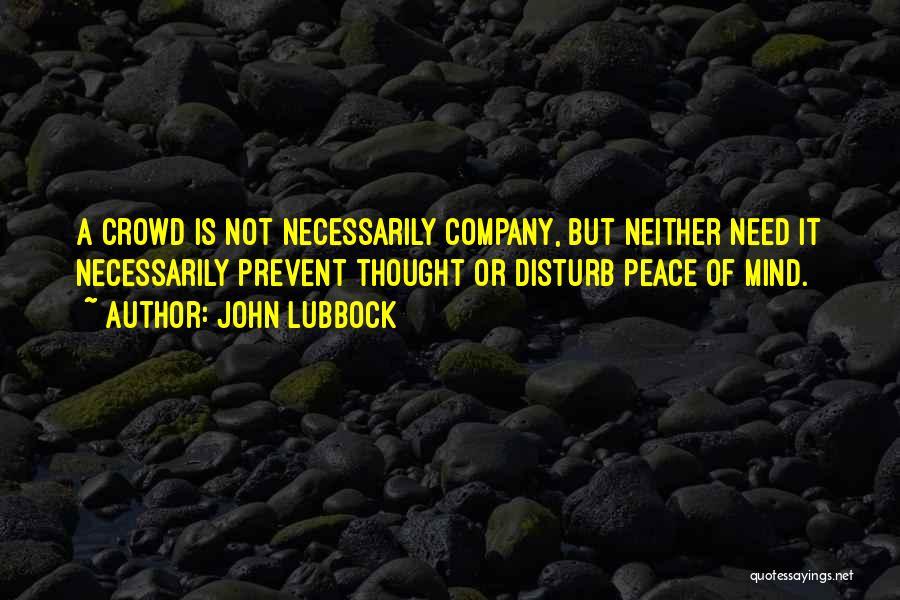 John Lubbock Quotes 395885