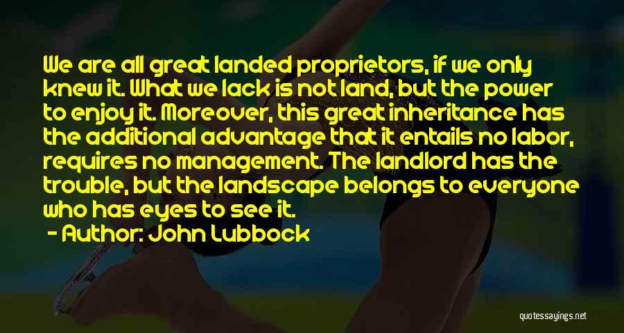 John Lubbock Quotes 703209