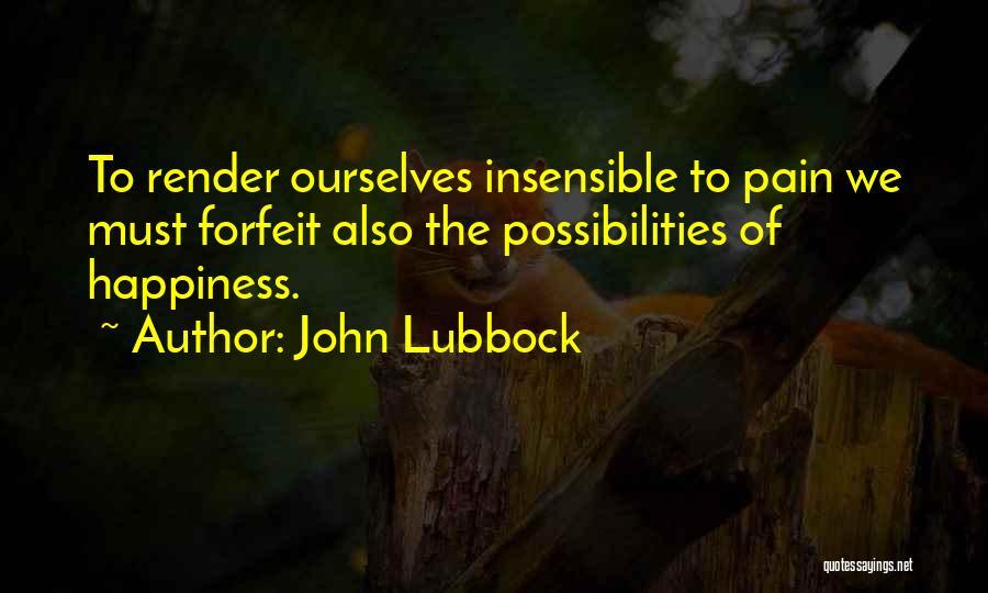 John Lubbock Quotes 913833