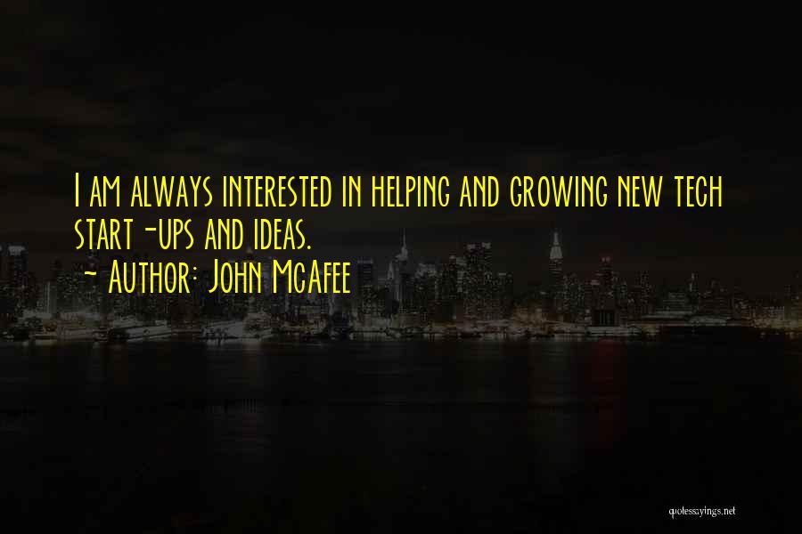 John McAfee Quotes 136126