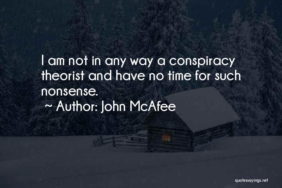 John McAfee Quotes 1417587