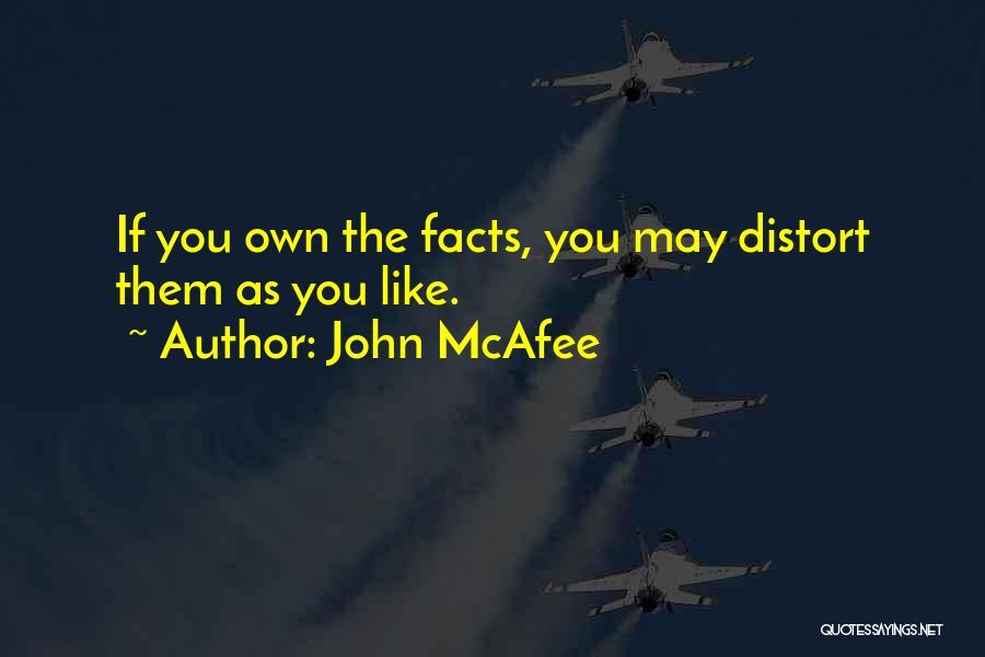 John McAfee Quotes 1593632