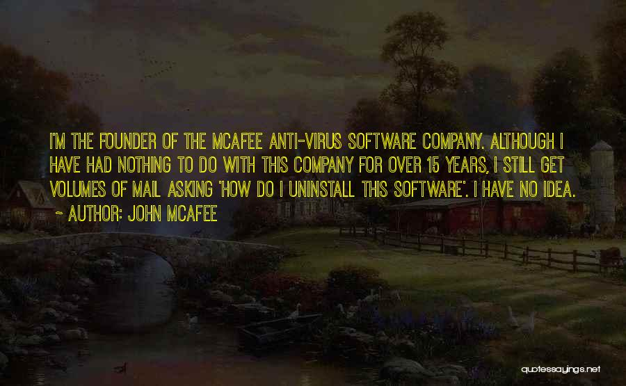 John McAfee Quotes 1608968