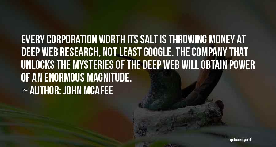 John McAfee Quotes 1749305