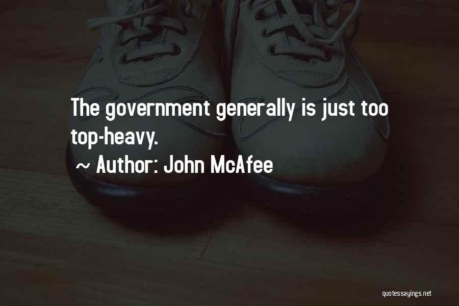 John McAfee Quotes 1842165