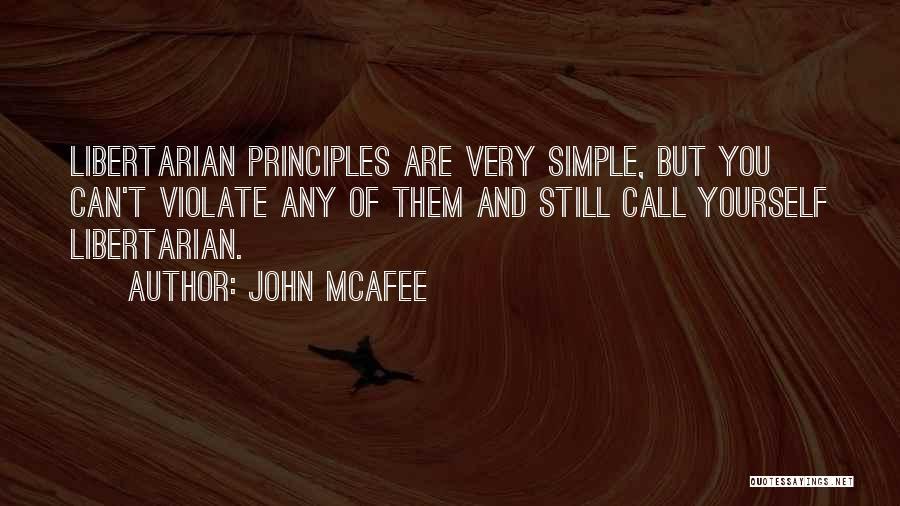 John McAfee Quotes 185097