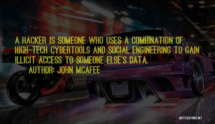 John McAfee Quotes 1964704