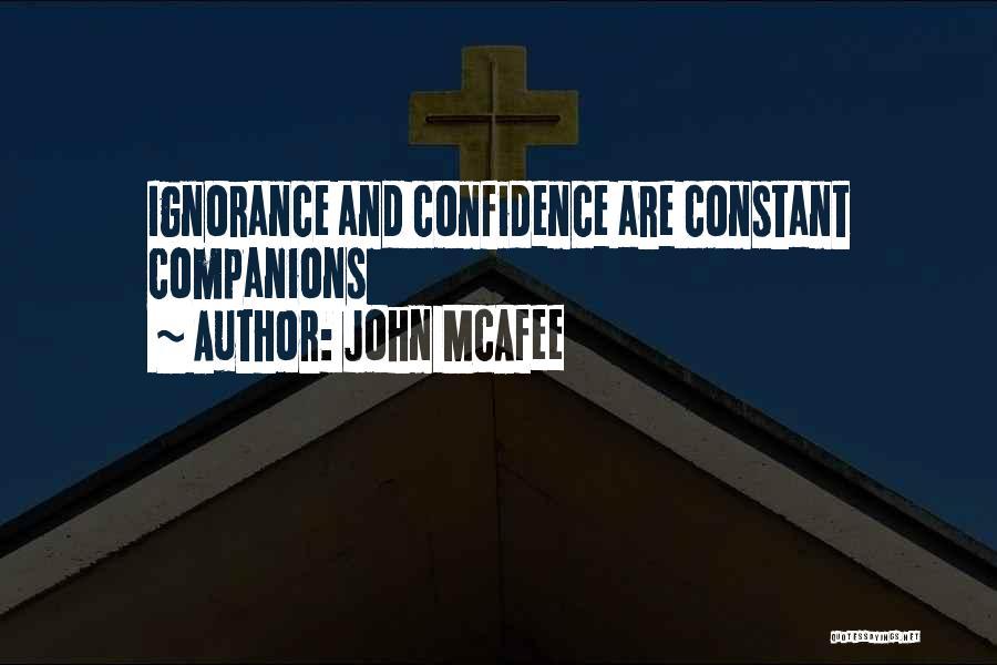 John McAfee Quotes 248411